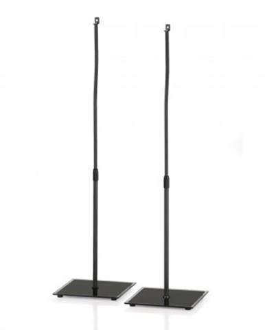 Stojan pro reproduktory sonorous sp 300, 71-108cm, černý