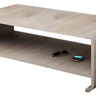 Konfereční stolek - dřevěný link - konferenční stolek