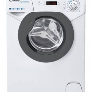 Pračka předem plněná pračka s předním plněním candy aqua 1142dre/2-s