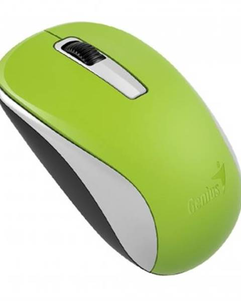 Genius Bezdrátové myši myš genius nx-7005 zelená
