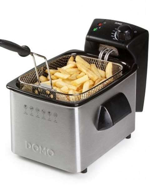 Domo Fritovací hrnec fritéza domo do464fr, 3l