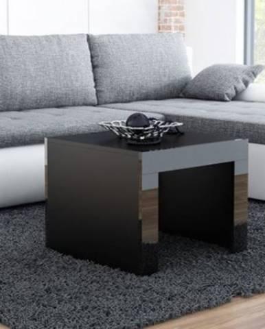 Konfereční stolek - dřevěný konferenční stolek tess - čtvercový