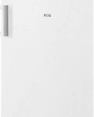 Šuplíkový mrazák mrazák šuplíkový aeg atb48e1aw, 81l