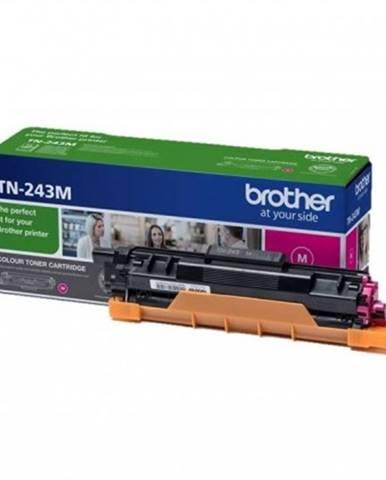 Náplně a tonery - originální toner brother tn243m,purpurová