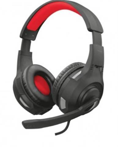 Sluchátka přes hlavu herní headset trust gxt 307 ravu