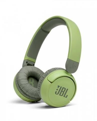 Sluchátka přes hlavu jbl jr310bt green