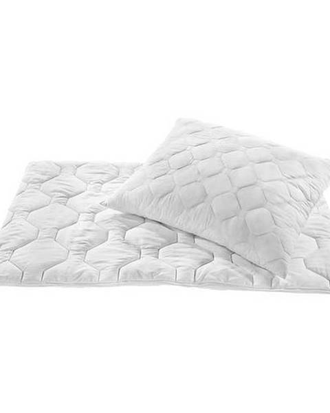 Boxxx Boxxx LOŽNÍ SADA, polyester,140x200/70x90 cm - bílá