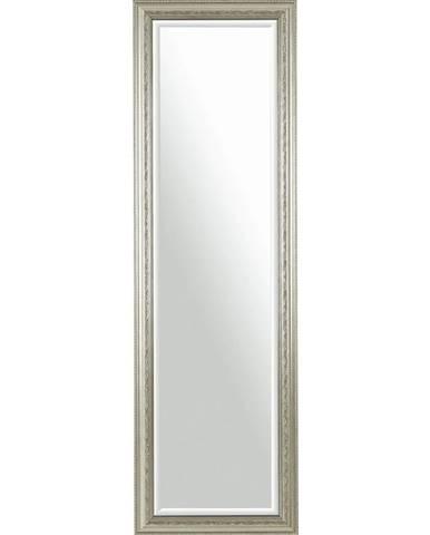 Landscape NÁSTĚNNÉ ZRCADLO, 40/130/2,2 cm - barvy stříbra