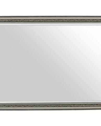 Landscape NÁSTĚNNÉ ZRCADLO, 60/80/2,2 cm - barvy stříbra