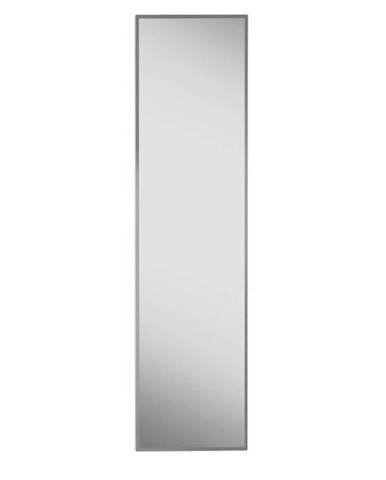 Xora NÁSTĚNNÉ ZRCADLO, 35/140/0,3 cm - barvy stříbra