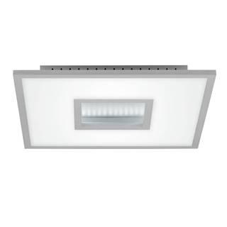 STROPNÍ LED SVÍTIDLO, 45/45/5 cm - barvy chromu