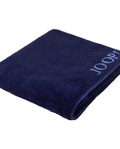 Joop! OSUŠKA, 80/150 cm, modrá, tmavě modrá - modrá, tmavě modrá