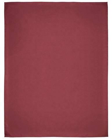 Novel UBRUS, 130/170 cm, bordeaux - bordeaux
