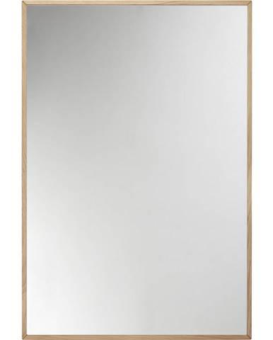 Valnatura ZRCADLO, 60/90/2,2 cm - barvy dubu