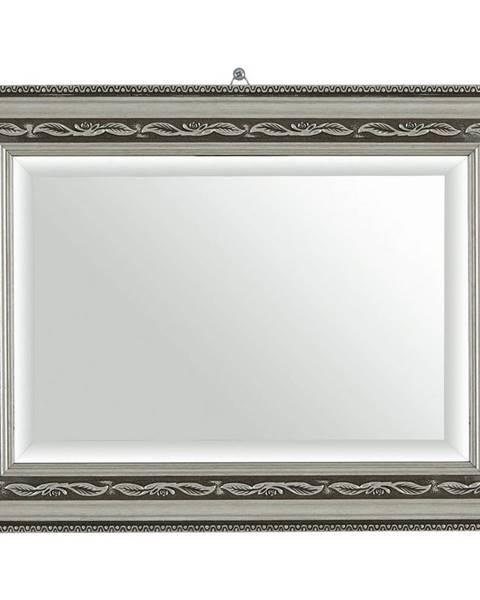 Landscape Landscape NÁSTĚNNÉ ZRCADLO, 30/40/2,2 cm, - barvy stříbra
