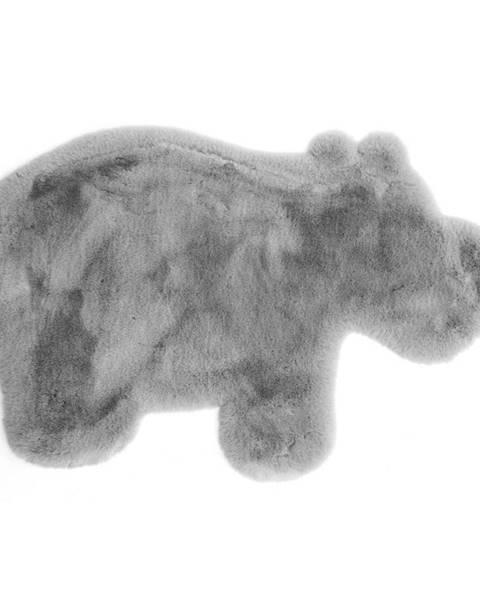 Novel DĚTSKÝ KOBEREC, 60/90 cm, šedá - šedá