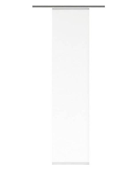 Novel Novel ZÁVĚS PLOŠNÝ, 60/255 cm - bílá