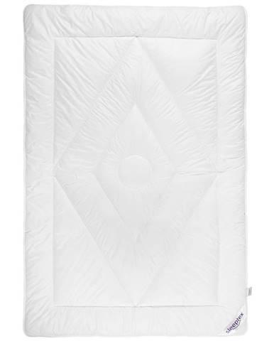 Sleeptex CELOROČNÍ PŘIKRÝVKA, 140/200 cm, polyester - bílá