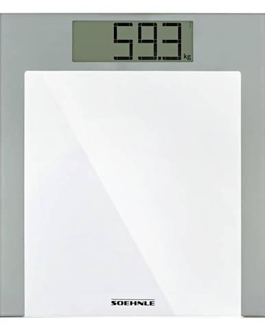 Soehnle OSOBNÍ VÁHA - barvy stříbra, bílá