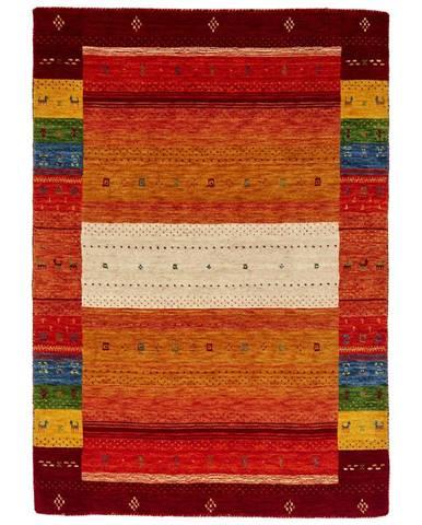 Esposa ORIENTÁLNÍ KOBEREC, 120/180 cm, vícebarevná, červená - vícebarevná, červená