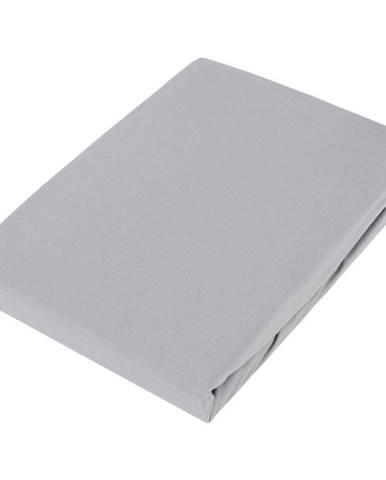 Novel PROSTĚRADLO NA BOXSPRING, barvy grafitu, bílá, 180-200/200-220 cm - barvy grafitu, bílá