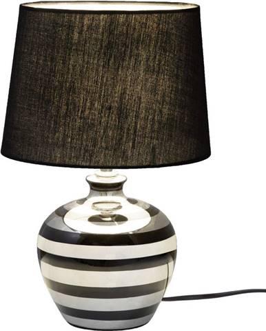 Xora STOLNÍ LAMPA, E14, 20/30 cm - černá