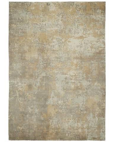 Esposa ORIENTÁLNÍ KOBEREC, 80/150 cm, barvy zlata, terra cotta - barvy zlata, terra cotta