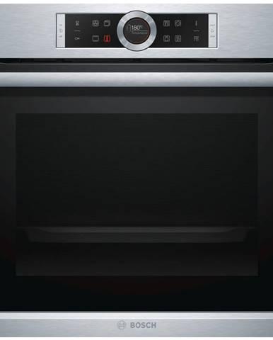 Bosch VESTAVNÁ TROUBA HBG6750S1 - barvy nerez oceli