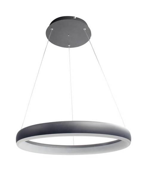 Venjakob ZÁVĚSNÉ LED SVÍTIDLO, 60/150 cm - černá