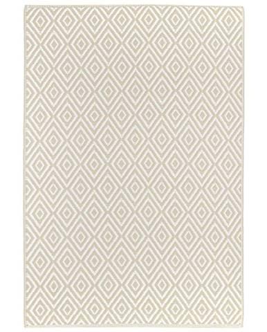 Boxxx VENKOVNÍ KOBEREC, 120/180 cm, bílá, béžová - bílá, béžová