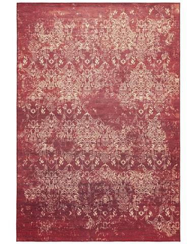 Novel VINTAGE KOBEREC, 80/150 cm, červená - červená