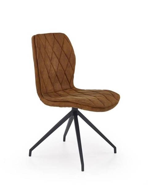 Halmar Halmar Jídelní židle K237, hnědá