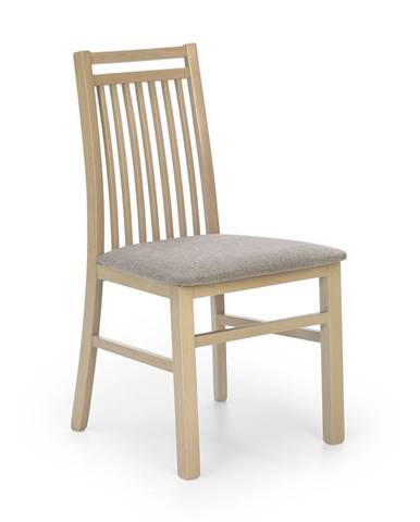 Halmar Jídelní židle Hubert 9, dub sonoma