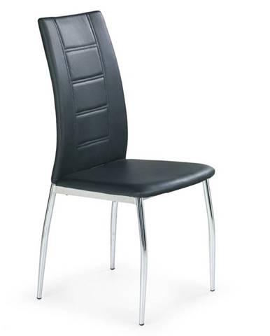 Halmar Jídelní židle K134, černá