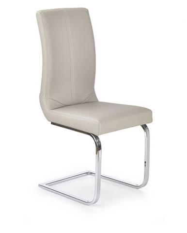 Halmar Jídelní židle K219, cappuccino