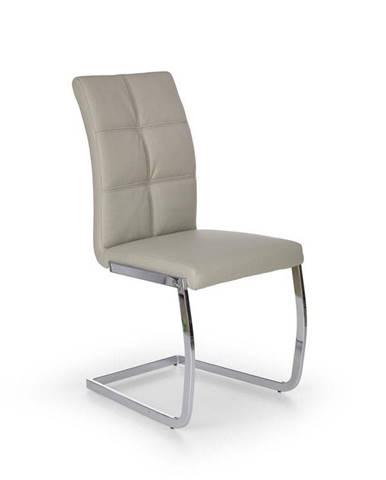Halmar Jídelní židle K228, šedá