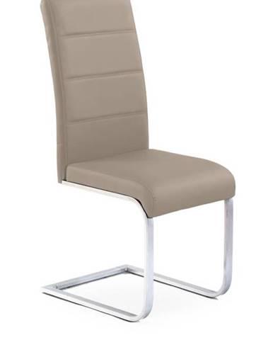 Halmar Jídelní židle K85, cappuccino