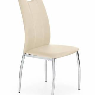 Halmar Jídelní židle K187, béžová