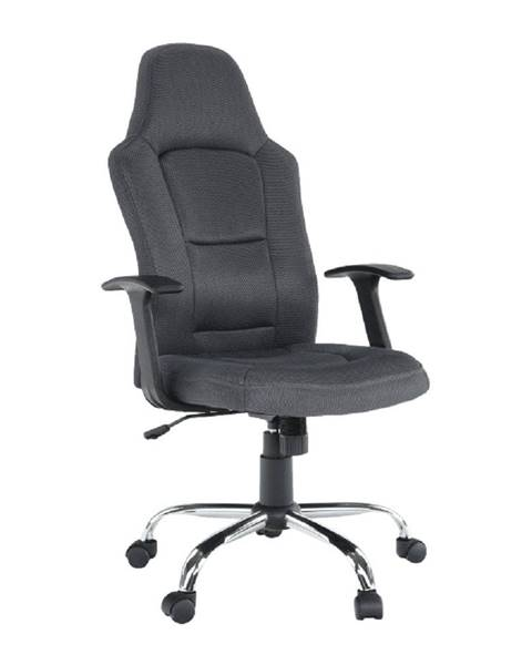 Halmar Tempo Kondela Kancelářské židle Van, šedá