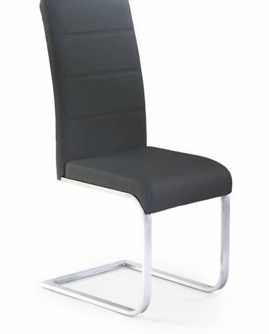 Halmar Jídelní židle K85, černá
