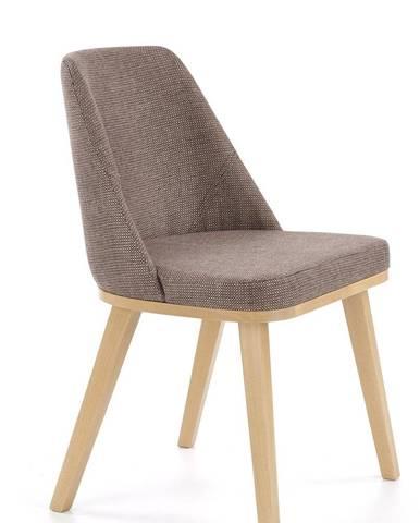 Halmar Jídelní židle Pueblo, medový dub/Kreta 13