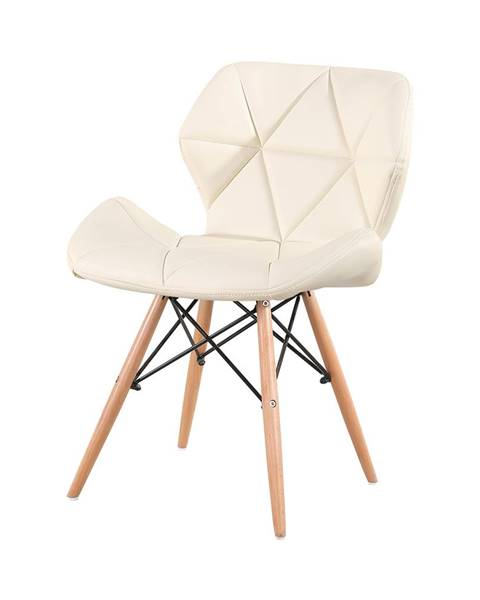 IDEA Nábytek Jídelní židle ALFA bílá