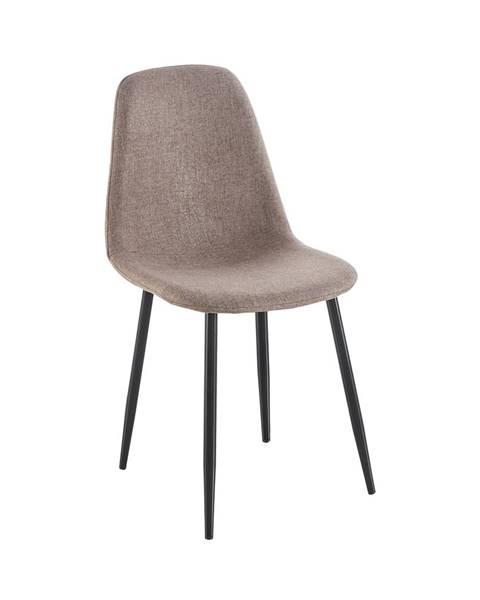 IDEA Nábytek Jídelní židle OMEGA šedá