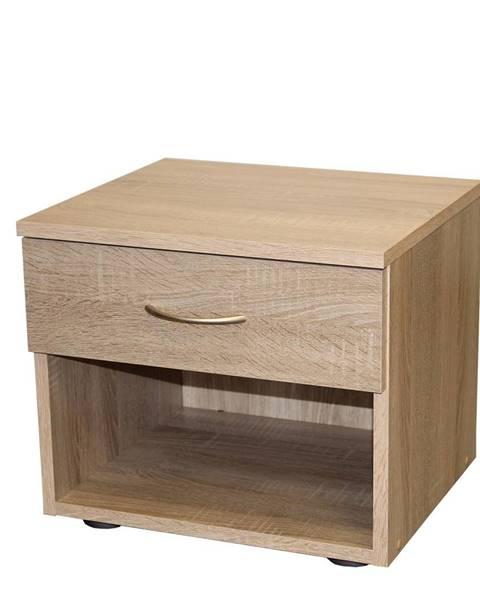 IDEA Nábytek Noční stolek 50140 dub