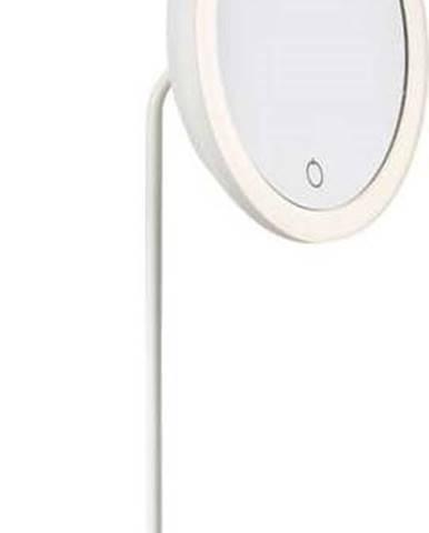 Bílé kosmetické zrcadlo Zone Eve,ø18cm
