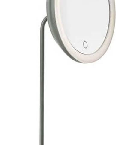 Šedé kosmetické zrcadlo Zone Eve,ø18cm