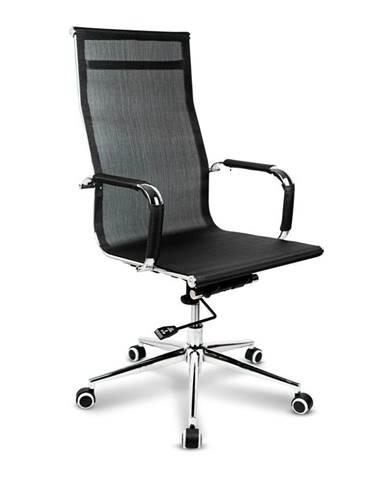 Kancelářské křeslo ADK Factory Plus, černé 252010