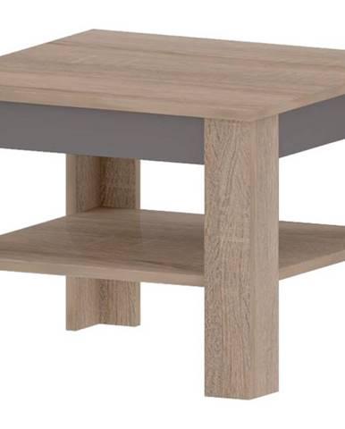 MADAGASKAR A, konferenční stolek, dub sonoma/grafit