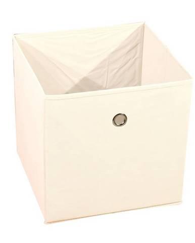 Úložný box WINNY bílý