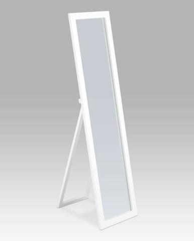 Zrcadlo výška 149,5 cm, bílá, 20685 WT